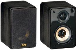 SAL Hifi reprosústavy  SAL 2200S/BK